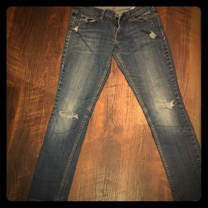 Too super low 524 jeans Levi's